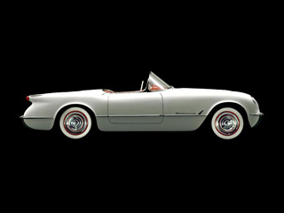 1953 thru 1955 Chevrolet Corvette Slideshow