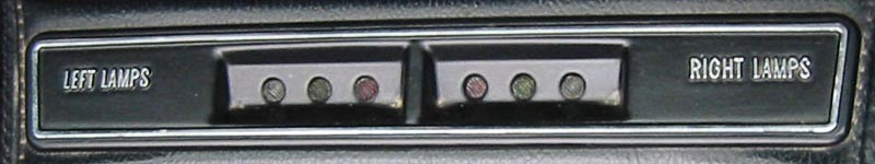 1971 Chevrolet Corvette Fiber Optic Monitoring