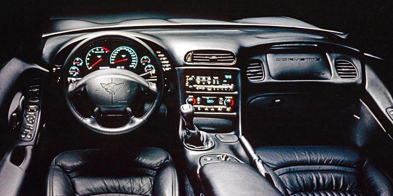 Image Gallery 1997 Corvette Dash