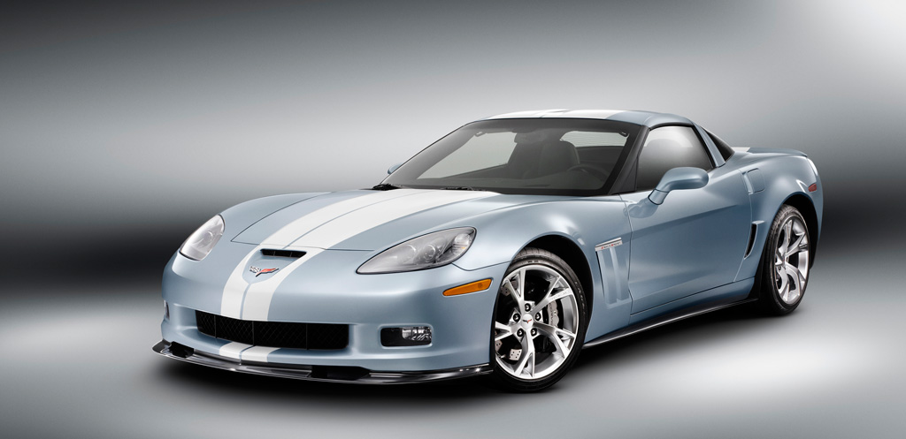 2012 Chevrolet Corvette in Carlisle Blue