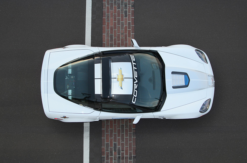 2012 Chevrolet Corvette Pace Car