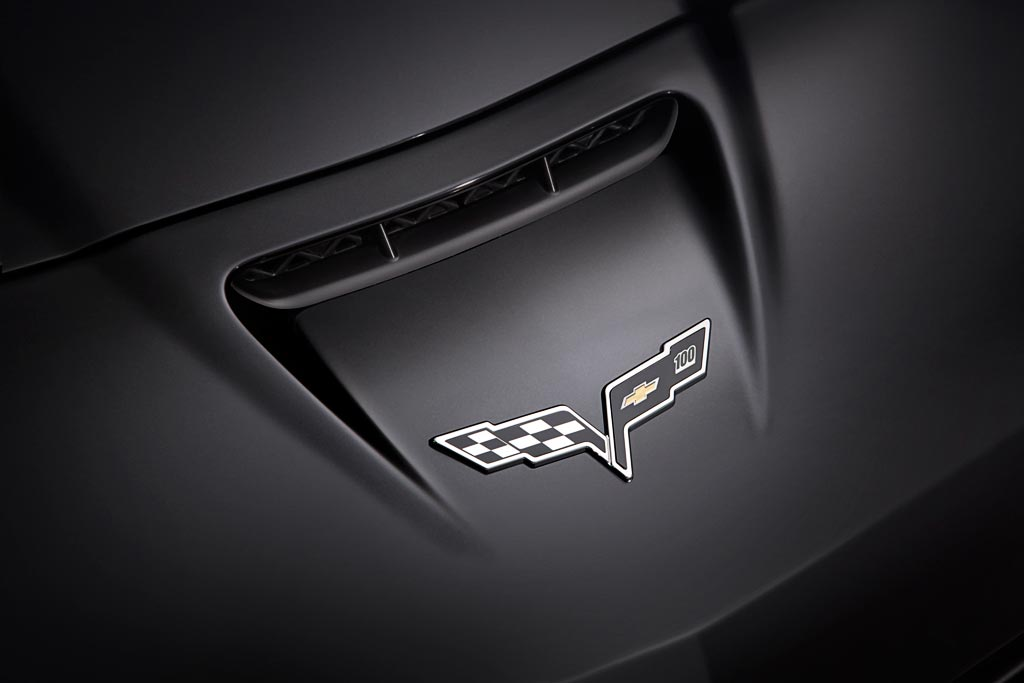 2012 Chevrolet Corvette Centennial Edition Air Intake