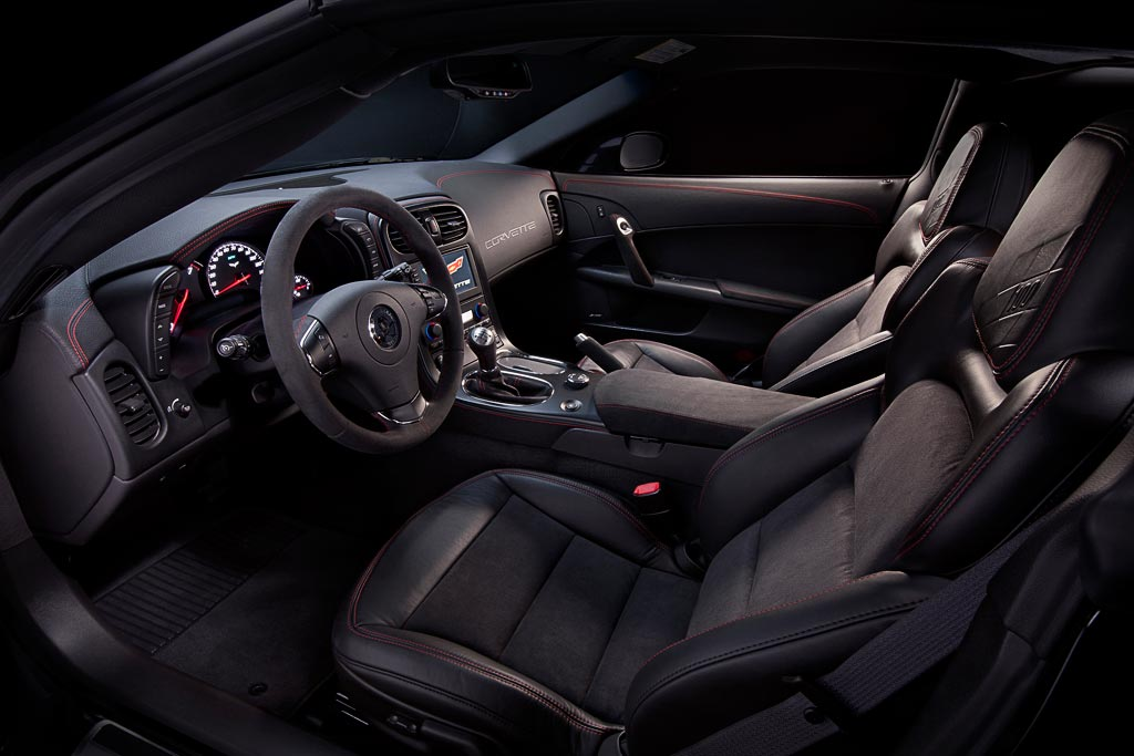 2012 Chevrolet Corvette Centennial Edition Interior