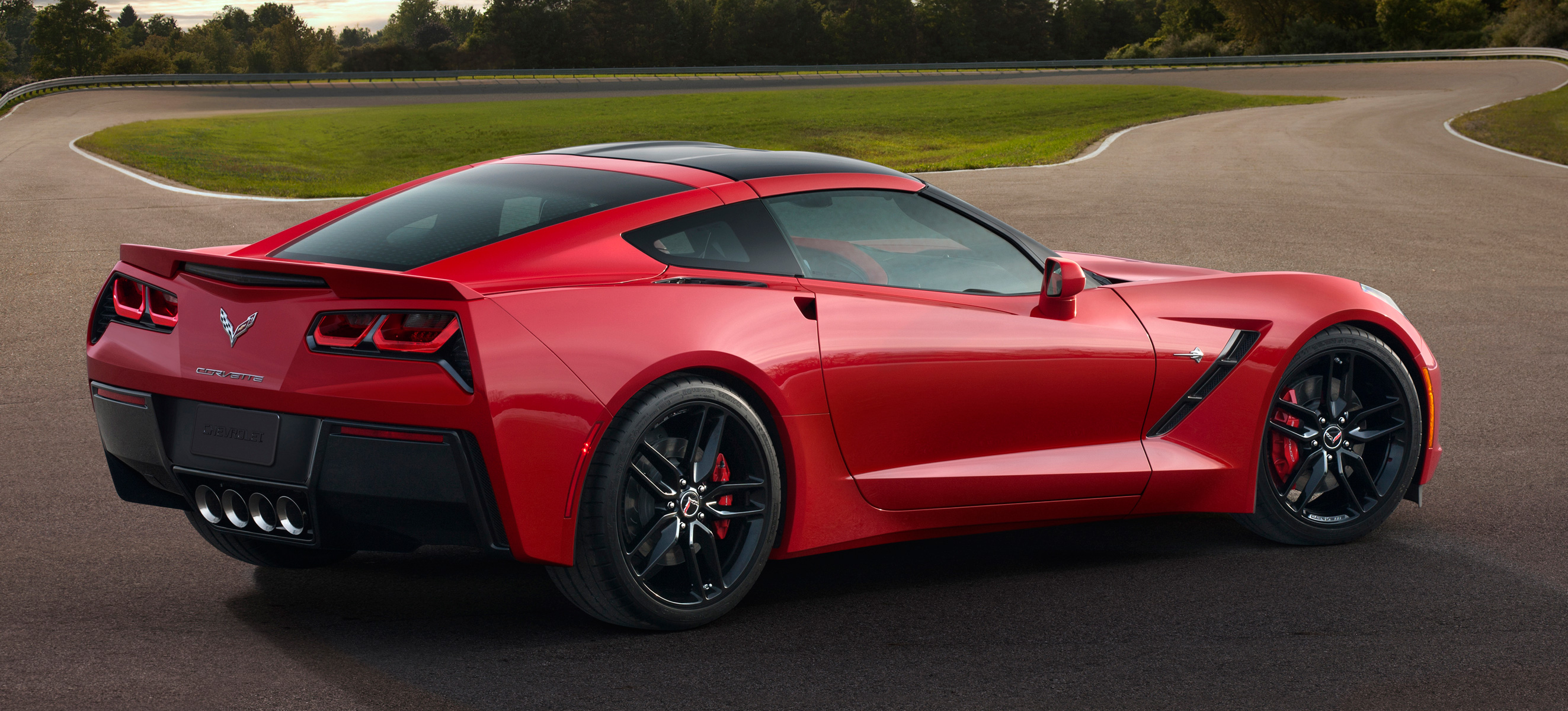 2014 Chevrolet Corvette Coupe