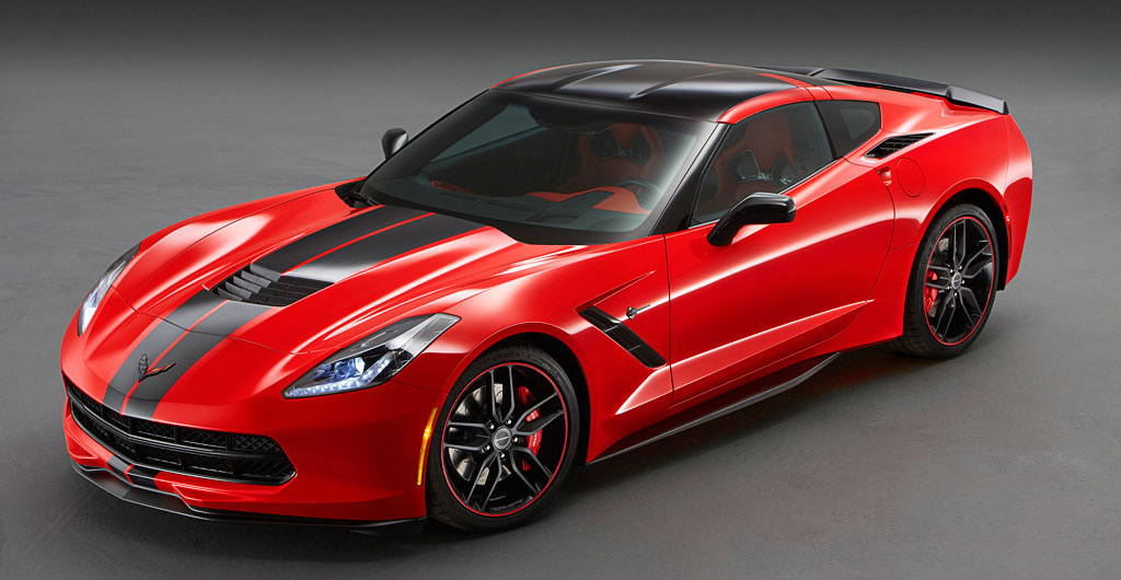 2015 Corvette: Track-focused Pacific Coupe