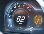 2014 Chevrolet Corvette C7 Instruments
