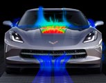 2014 Chevrolet Corvette C7 Technology